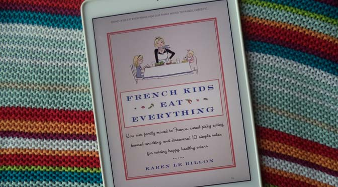 Recensie boek: French kids eat everything