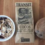 Test: Amanprana Cocos kokosmeel, glutenvrij en bomvol vezels