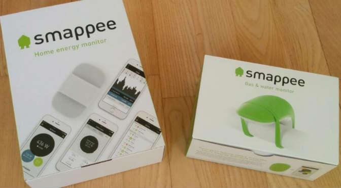 Test: Smappee Solar energiemonitor en Gas- & watermonitor