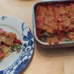 Veganized recept: cannelloni met spinazie en 'ricotta'