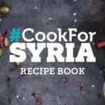 Cook for Syria: geef en maak kennis met de Syrische keuken! #CookForSyria