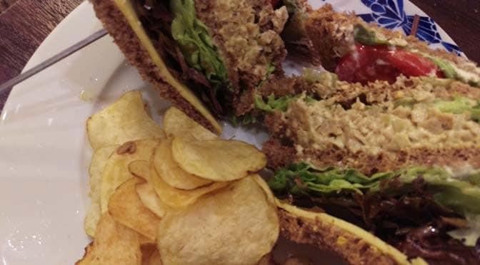 Veganized recept: de klassieke club sandwich
