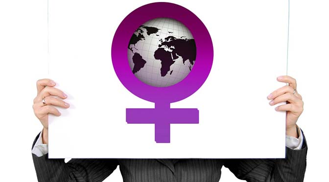 Internationale vrouwendag: Be bold for change en Power to the vrouw