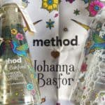 Method limited edition 2017: geur en design van Johanna Basford