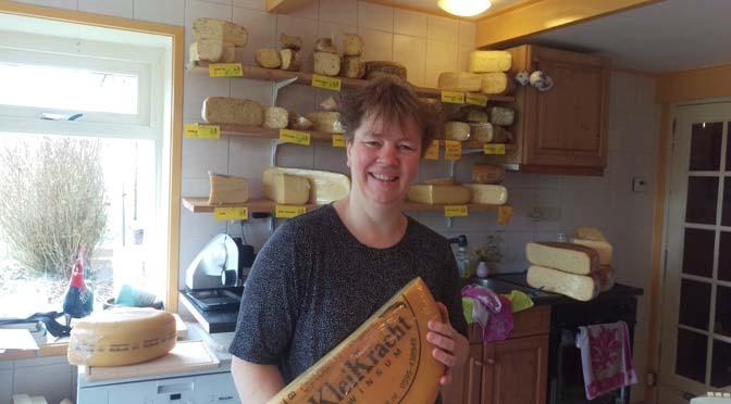 Op bezoek bij Kleikracht in Winsum: biologisch melkveebedrijf en kaasmakerij