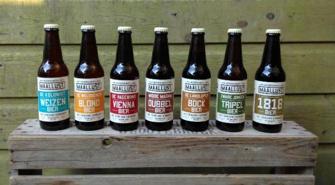 Maallust: een brouwerij met een mooi verhaal (en goed bier)
