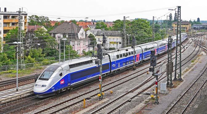 Met de trein door Europa i.p.v. vliegen? Milieuvriendelijker én sneller!