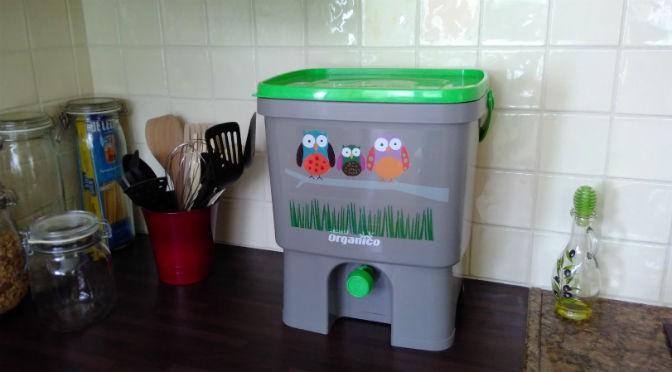 Te kleine tuin voor compost? Probeer Bokashi (mijn ervaringen)