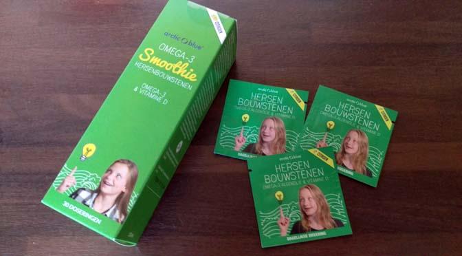 Test: vegan DHA met Arctic Blue kids omega 3 smoothie met vitamine D #kortingscode