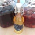 Recept: zelf wodka of gin met een fruitsmaakje maken
