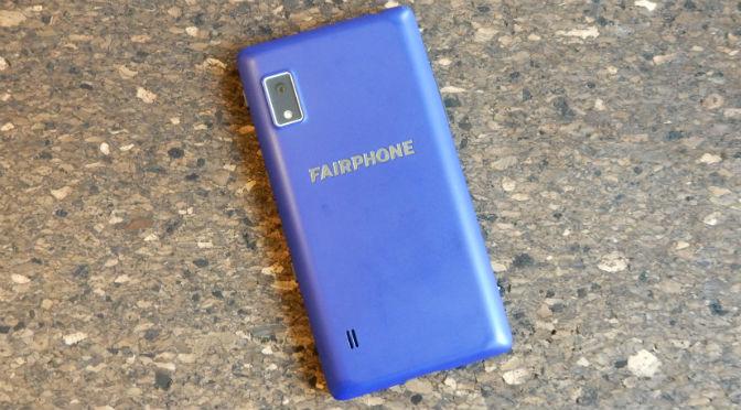 Fairphone 2 review; mijn ervaringen met de conflictvrije FP2