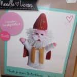 Hé, een gehaakte Sinterklaas!