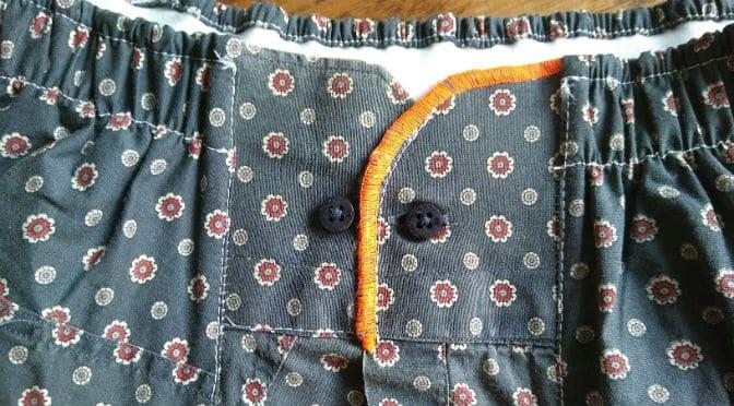 Een Van Hulley boxershort van je oude overhemd; review met #winactie