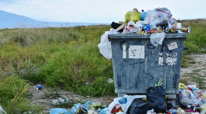 Afval scheiden & het nut ervan