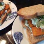 Recept: vegan sarnie met 'vis'  en 'tartaarsaus'
