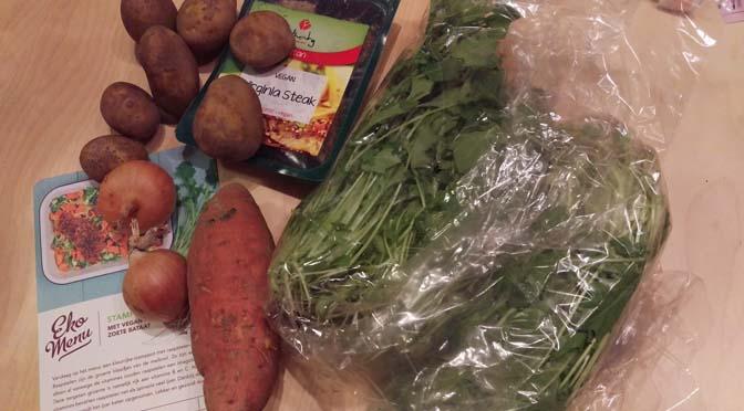 Maaltijdbox Ekomenu: biologisch gemak (en als je wilt vegan!)