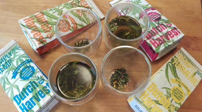 Thee van hennep? Is Dutch Harvest een lekkere vervanger van groene thee?