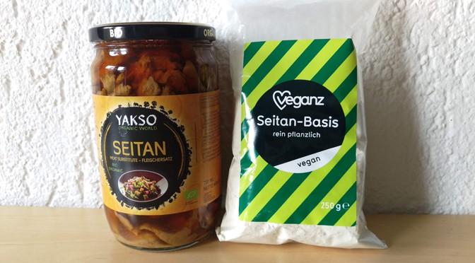 Zelf seitan maken met seitanpoeder (tarwegluten ofwel glutenpoeder) – mijn ervaringen